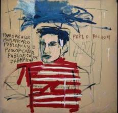domiClire_picasso_basquiat